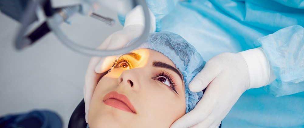 مراقبت بعد از جراحی لیزیک
